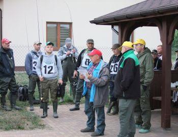 Mistrzostwa Koła w wędkarstwie spinningowym Jackowo Dolne 12.05.2019r.